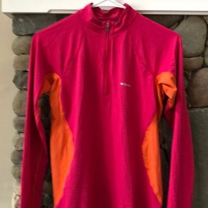 Columbia Woman's Omni-Heat base layer